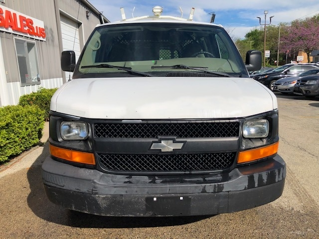 Chevrolet Express Cargo Van 2008 price $8,950