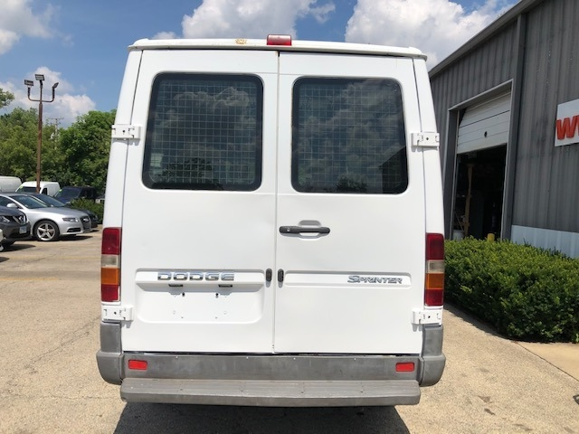 Dodge Sprinter 2006 price $9,950
