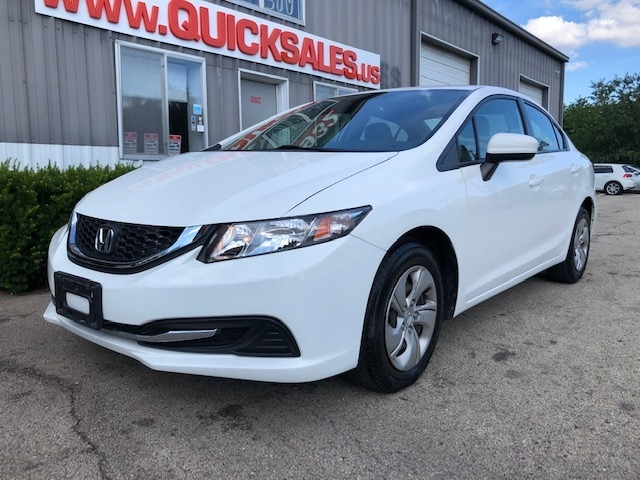 Honda Civic Sedan 2015 price $12,499