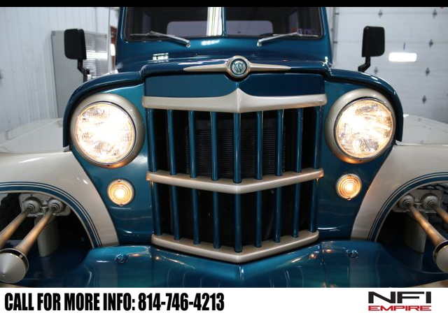 Jeep Willys 1955 price $49,991