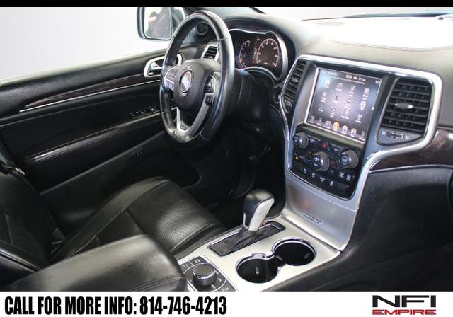 Jeep Grand Cherokee 2016 price $26,500