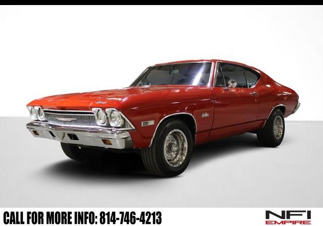 Chevrolet Chevelle 1968 price $29,991