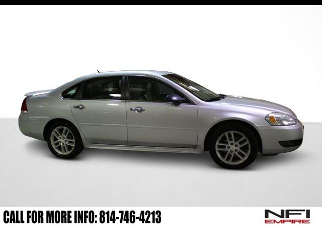 Chevrolet Impala 2011 price $5,440