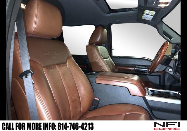 Ford F350 Super Duty Crew Cab 2011 price $34,641