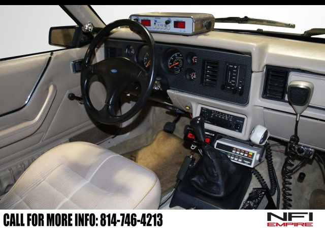 Ford Mustang 1986 price $21,991