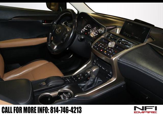 Lexus NX 2016 price $20,150