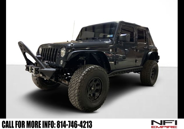 Jeep Wrangler 2016 price $28,991