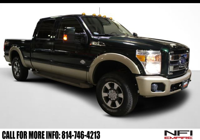 Ford F250 Super Duty Crew Cab 2012 price $28,951