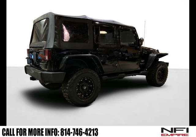 Jeep Wrangler 2007 price $16,991