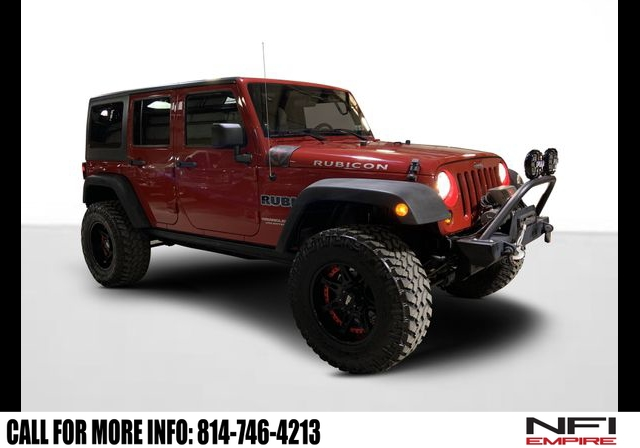Jeep Wrangler 2011 price $26,641