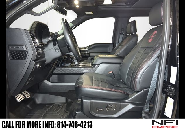 Ford F150 SuperCrew Cab 2018 price $92,500