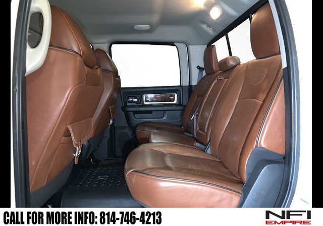 Ram 3500 Crew Cab 2012 price $36,291