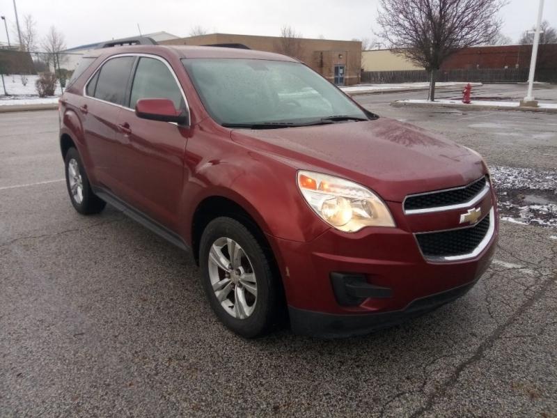 Chevrolet Equinox 2010 price $4,500