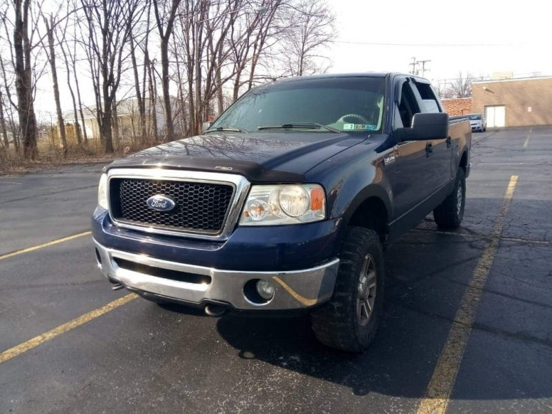 Ford F-150 2007 price $6,000