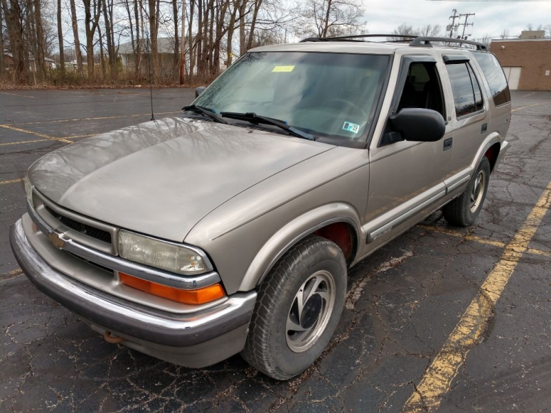Chevrolet Blazer 2001 price $1,200