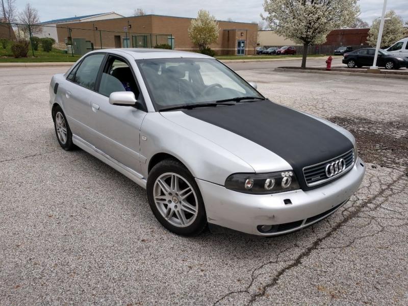 Audi A4 2000 price $1,995