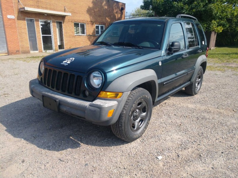 Jeep Liberty 2005 price $1,400