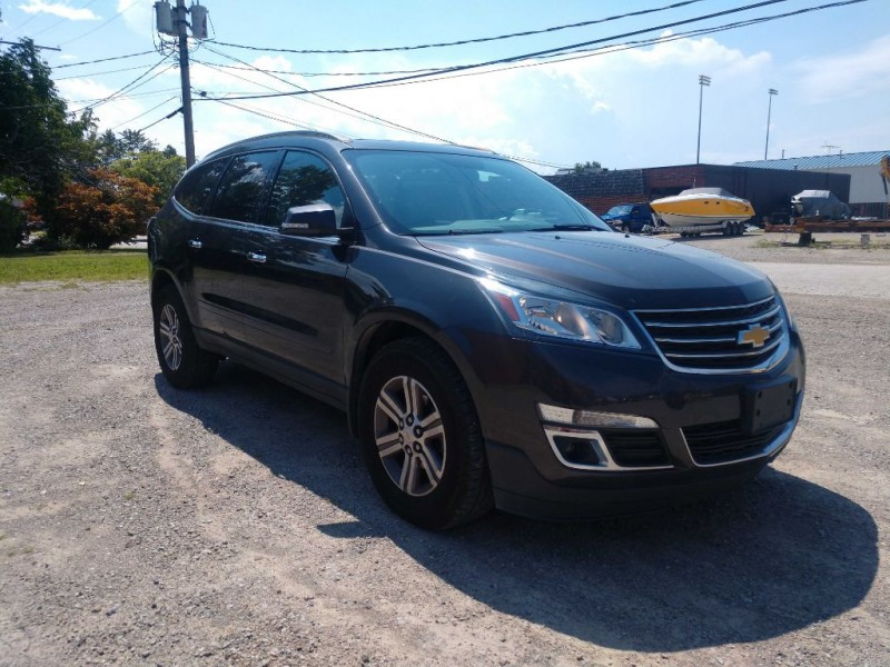 Chevrolet Traverse 2015 price $7,500