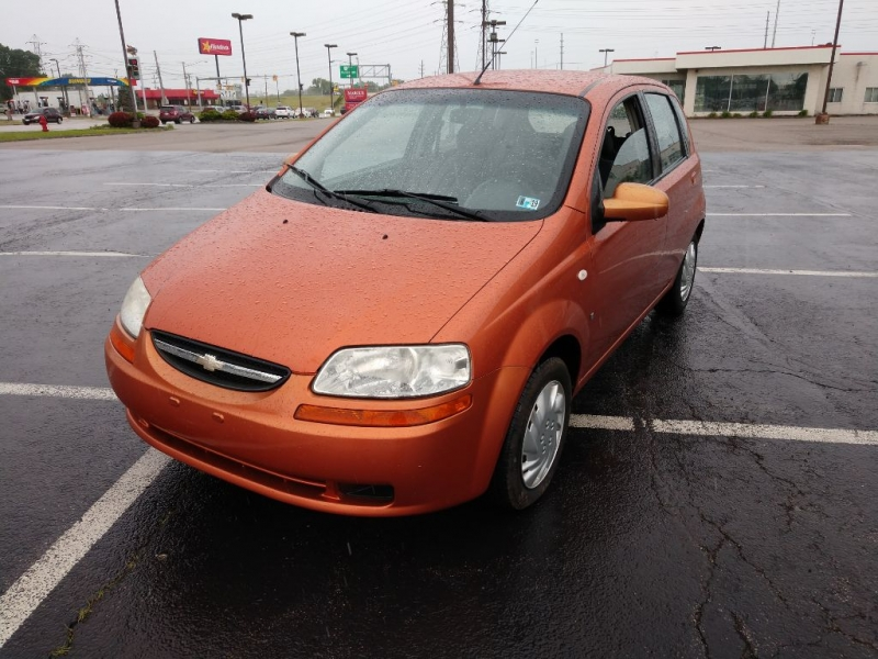Chevrolet Aveo 2007 price $2,000