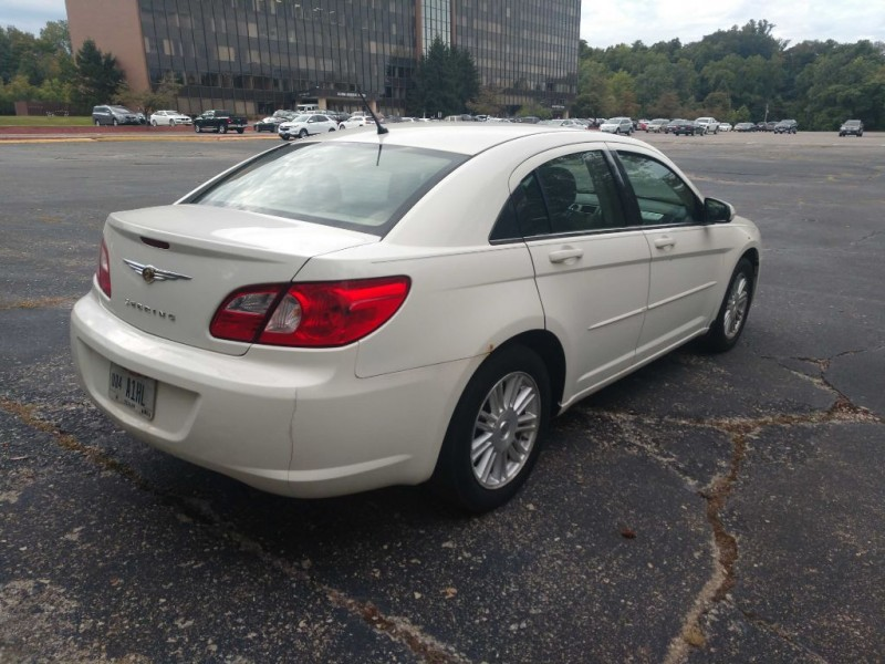 Chrysler Sebring Sdn 2007 price $2,000