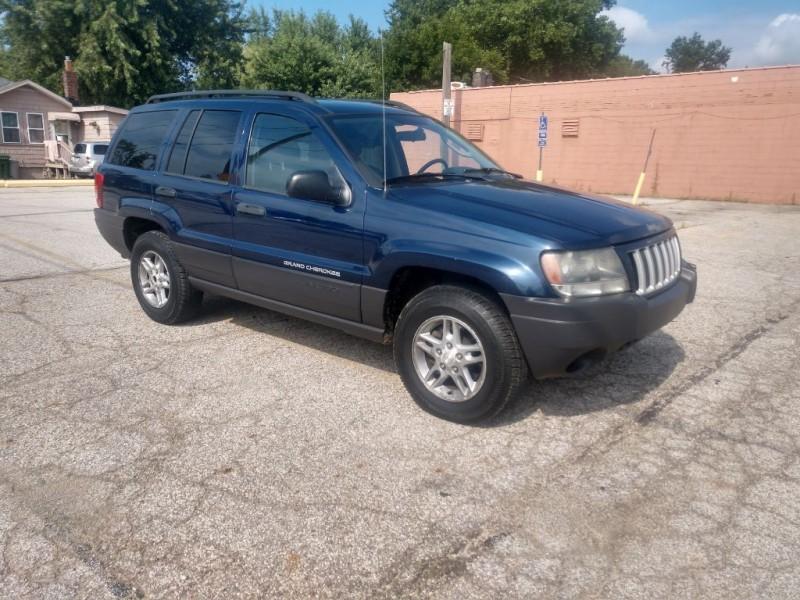 Jeep Grand Cherokee 2004 price $2,500
