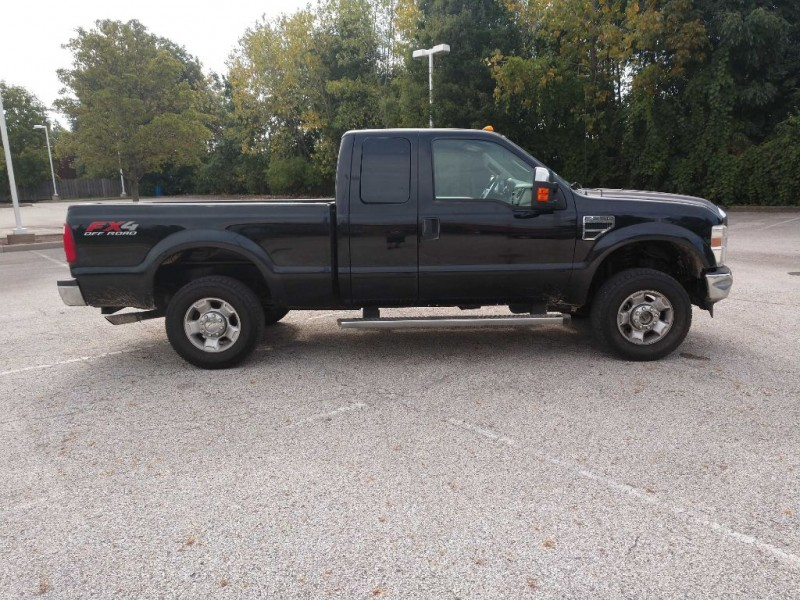 Ford Super Duty F-250 SRW 2010 price $12,500