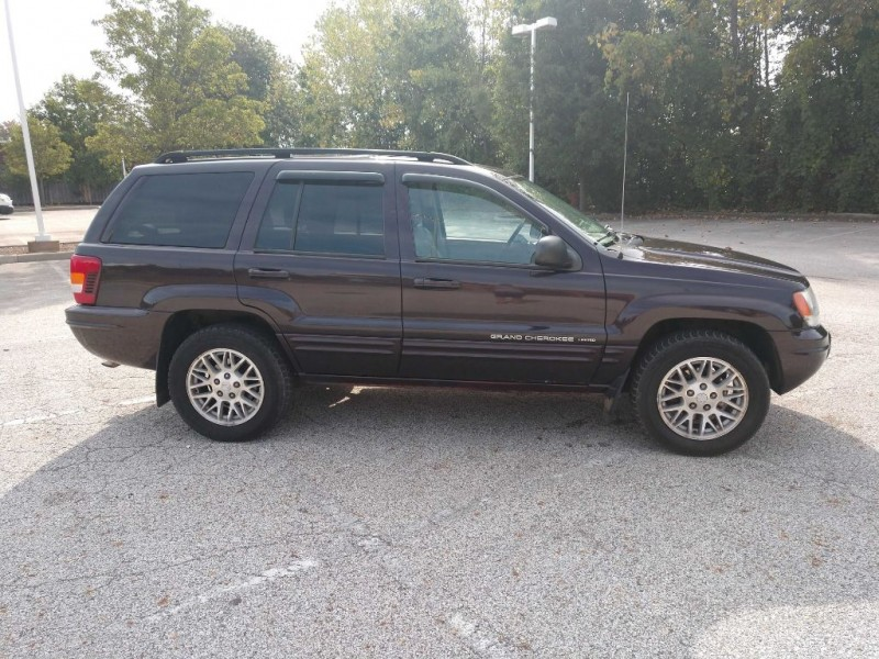 Jeep Grand Cherokee 2004 price $2,800