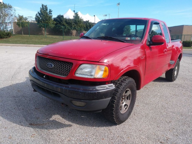 Ford F-150 2003 price $2,500