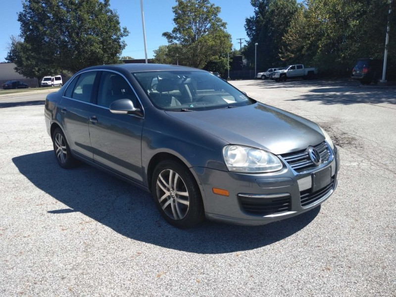 Volkswagen Jetta Sedan 2006 price $2,995
