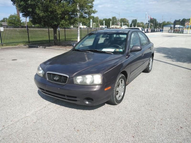 Hyundai Elantra 2002 price $2,000