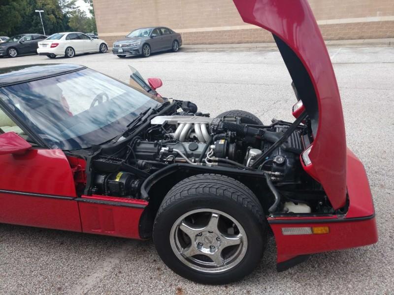 Chevrolet Corvette 1985 price $5,500