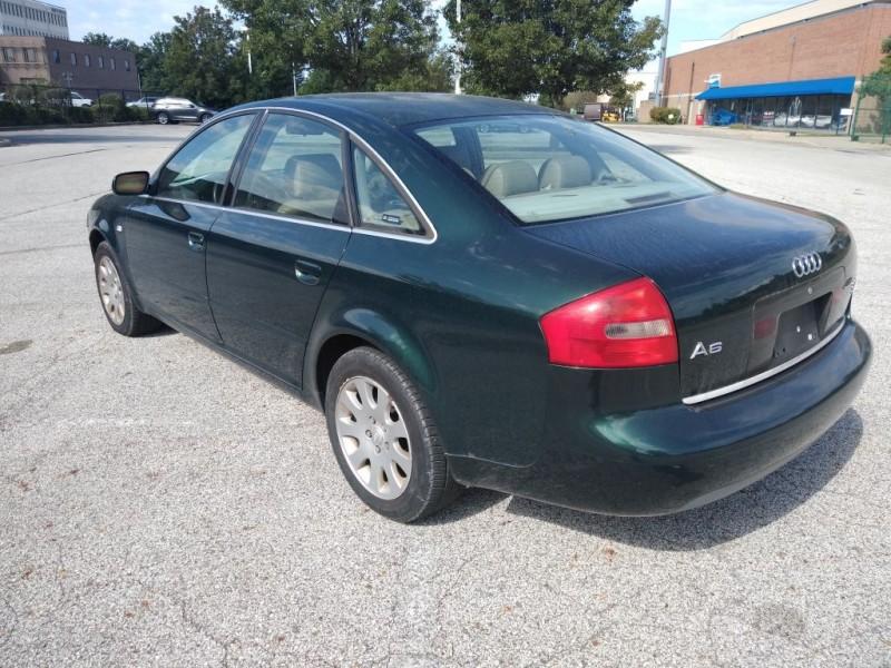 AUDI A6 2000 price $1,400