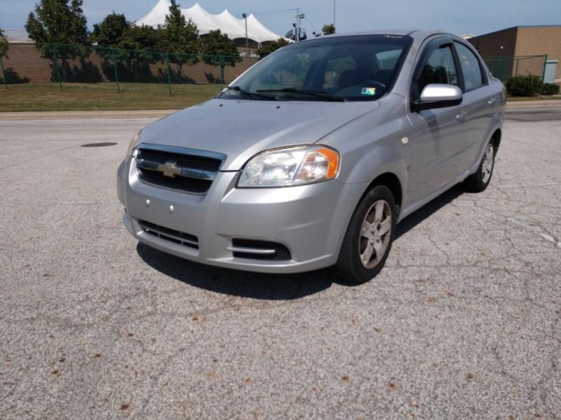 Chevrolet Aveo 2008 price $1,995