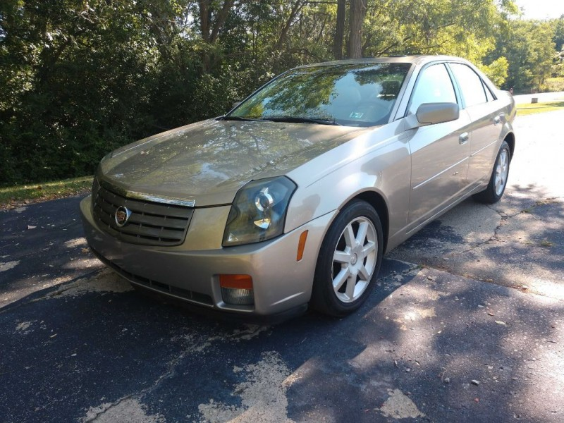 Cadillac CTS 2004 price $3,500