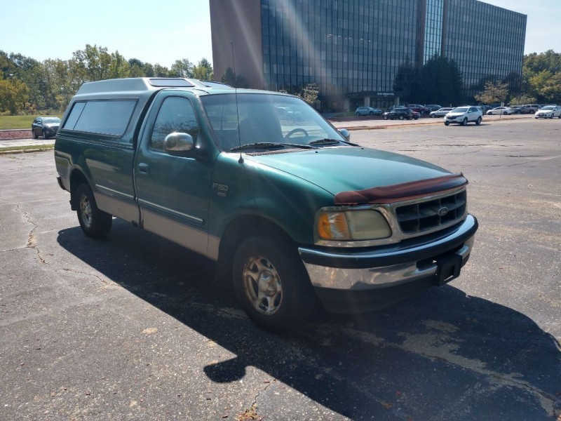Ford F-150 1998 price $1,800