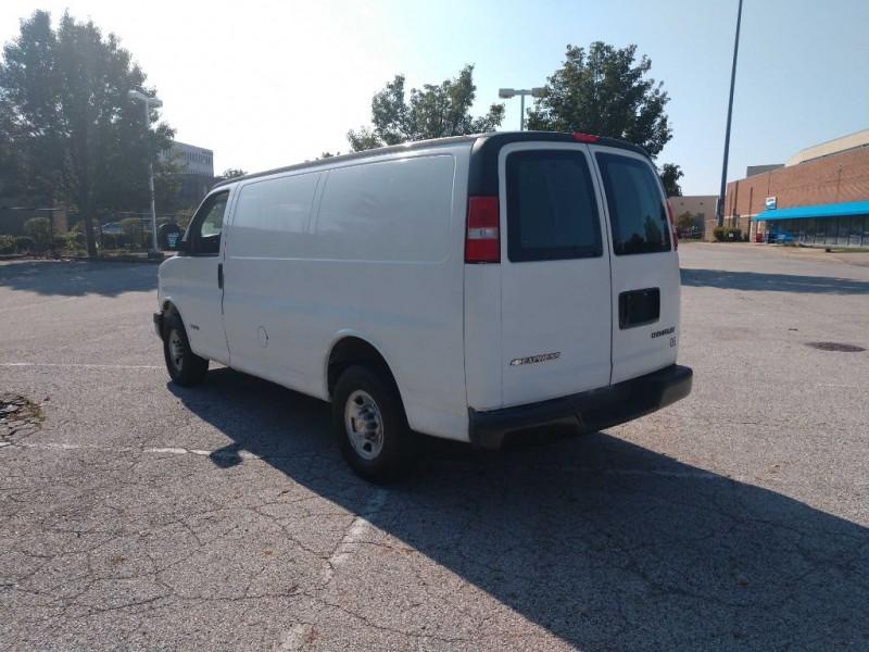 Chevrolet Express Cargo Van 2003 price $3,995