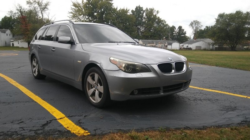 BMW 5 Series 2006 price $5,800