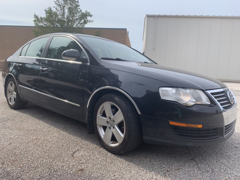 Volkswagen Passat Sedan 2008 price $2,950