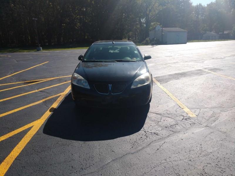 Pontiac G6 2005 price $1,450