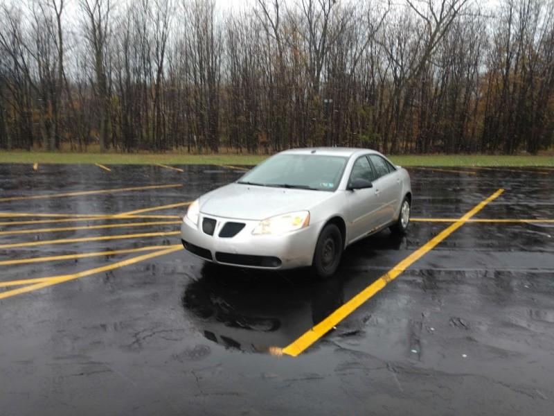 Pontiac G6 2008 price $1,500