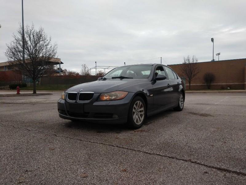 BMW 3 Series 2006 price $3,500