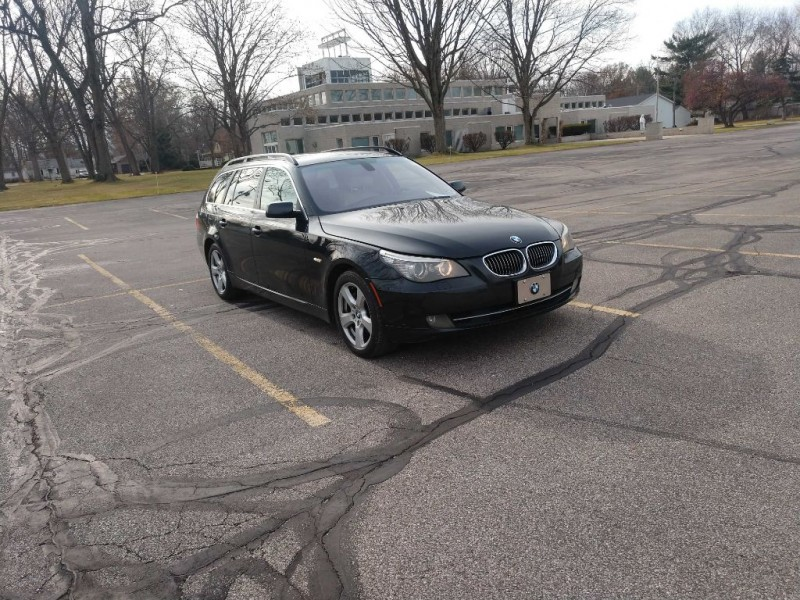 BMW 5 Series 2008 price $4,995