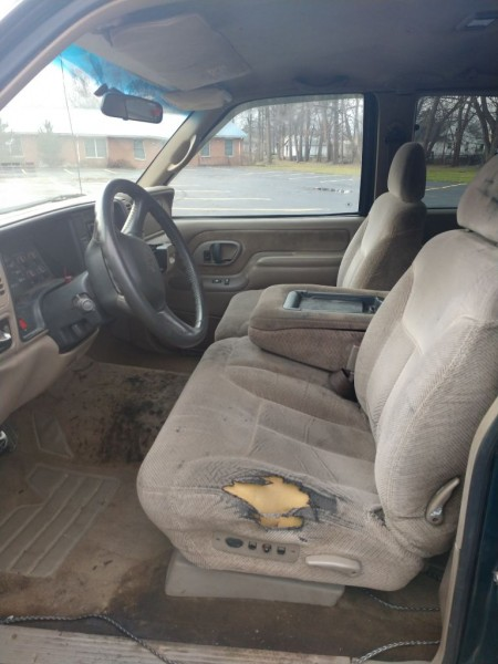 Chevrolet C/K 1500 1998 price $1,995