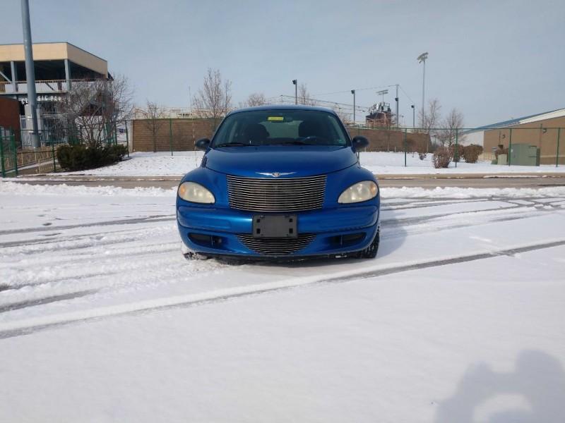 Chrysler PT Cruiser 2004 price $2,300