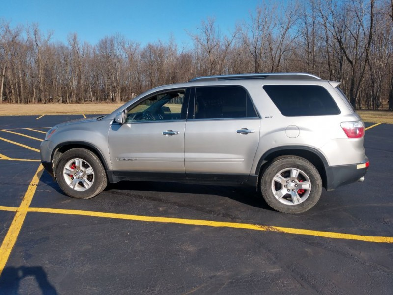 GMC Acadia 2008 price $4,995