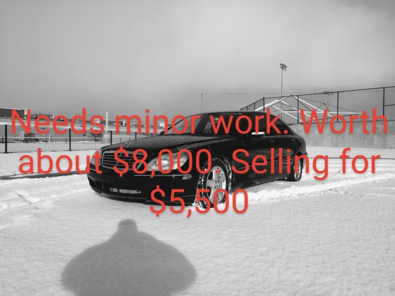 Mercedes-Benz S-Class 2005 price $2,995