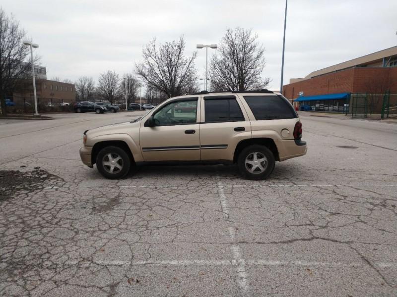 Chevrolet TrailBlazer 2006 price $2,800