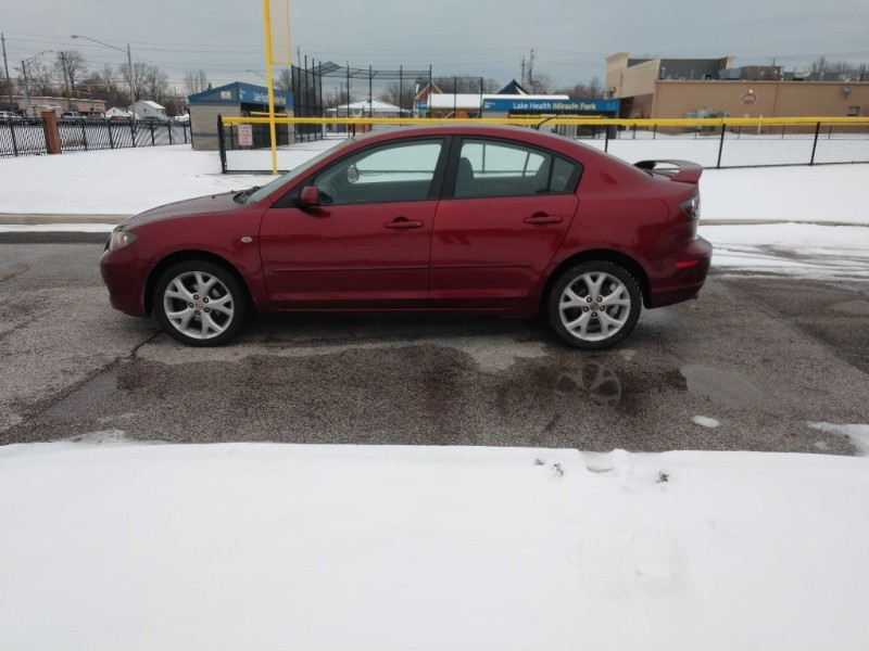 Mazda Mazda3 2008 price $3,600
