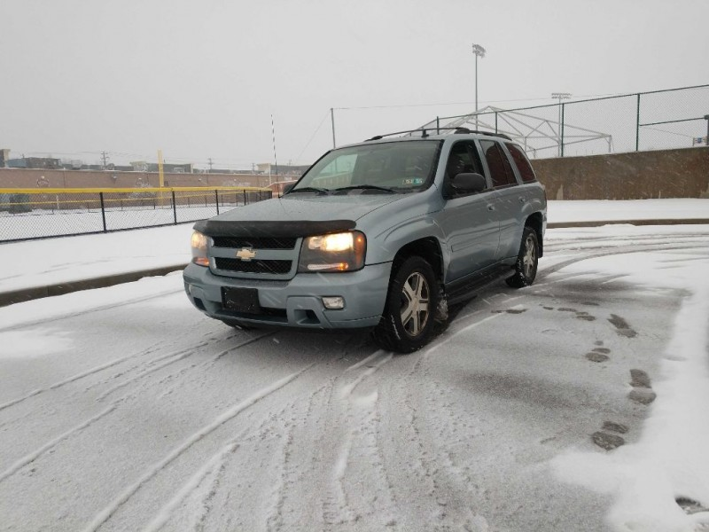 Chevrolet TrailBlazer 2006 price $3,500