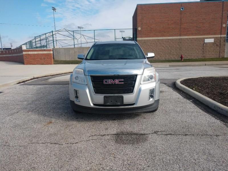 GMC Terrain 2011 price $3,500
